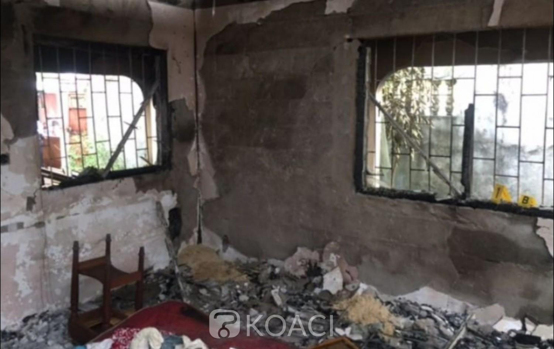 Côte d'Ivoire : Drame à Yamoussoukro, cinq personnes périssent en flamme durant leur sommeil