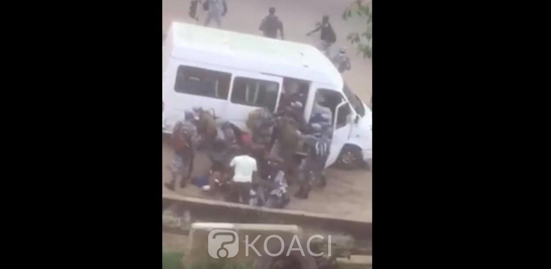 Côte d'Ivoire : Un groupe d'élèves Gendarmes  soupçonnés  d'exactions sur les usagers menacés de radiation