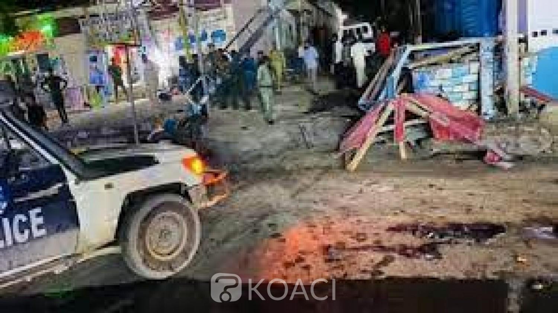 Somalie : Attentat contre un commissariat à Mogadiscio, six morts dont un commissaire de police