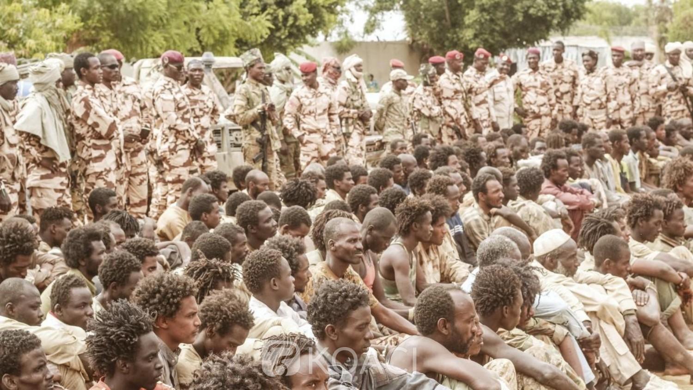 Tchad : L'armée annonce la fin des combats contre les rebelles du FACT et expose des prisonniers