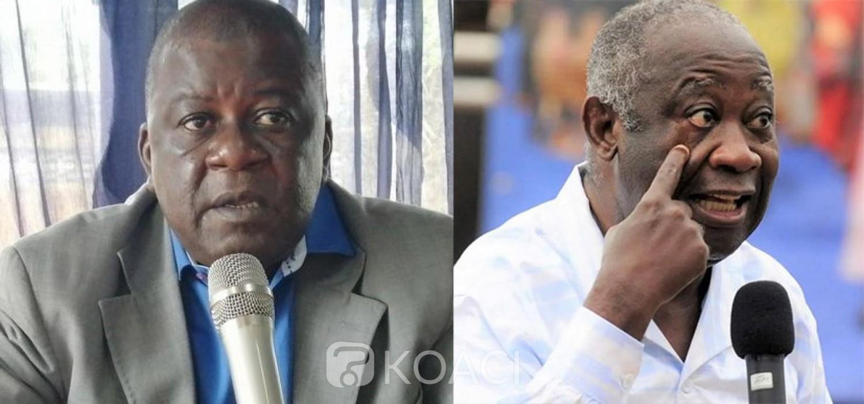 Côte d'Ivoire :   Au nom du CVCI, à propos du retour de Gbagbo, Issiaka Diaby : « Il est un criminel qui doit aller à la Maison d'arrêt et de correction d'Abidjan »