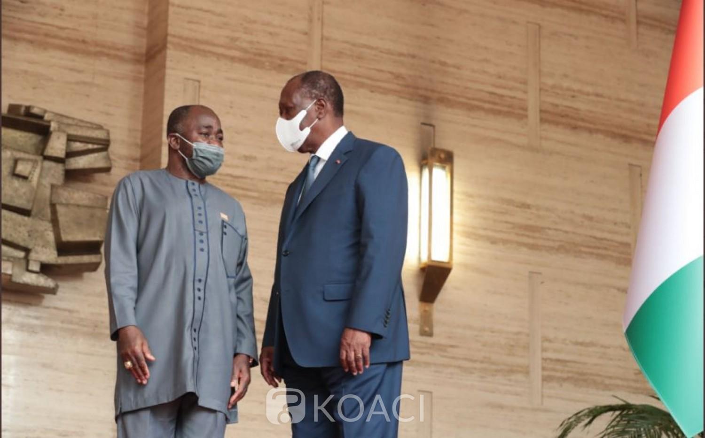 Côte d'Ivoire-Liberia : Après l'attaque de N'Dotré, Weah dépêche son Ministre pour exprimer sa solidarité à Abidjan, réaction de Ouattara