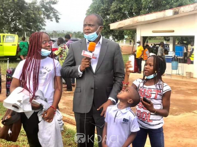 Côte d'Ivoire : L'ex-député et maire du PDCI de Man, Dr André Tia claque la porte du plus vieux Parti ?