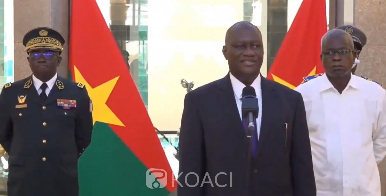 Burkina Faso - Côte d'Ivoire : Vers une stratégie commune de lutte contre le terrorisme