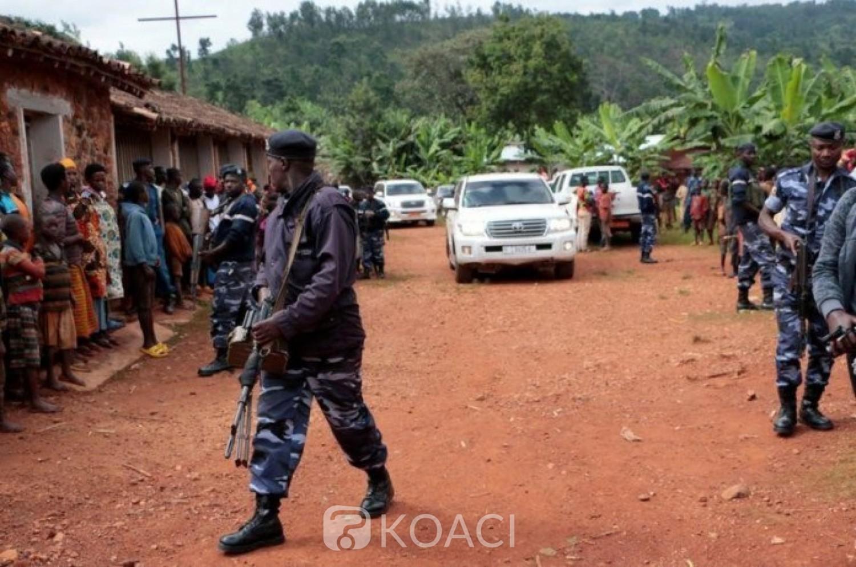 Burundi :12 personnes dont un colonel de l'armée et sa fille tués dans une embuscade
