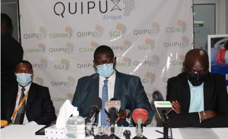 Côte d'Ivoire : Vidéo-verbalisation, le processus opérationnel et les moyens de notification révélés par le DG de Quipux Afrique