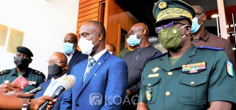 Liberia-Côte d'Ivoire : Accord obtenu lors de la visite de la délégation libérienne, 14 libériens libérés