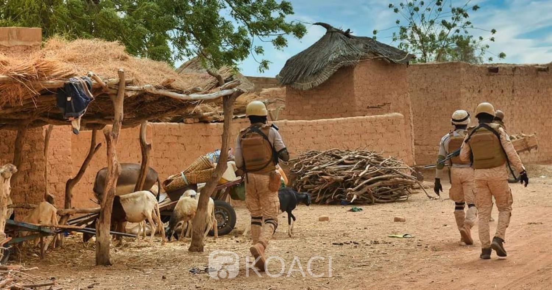 Burkina Faso : Opération Houné, plusieurs dizaines de terroristes neutralisés et des bases détruites