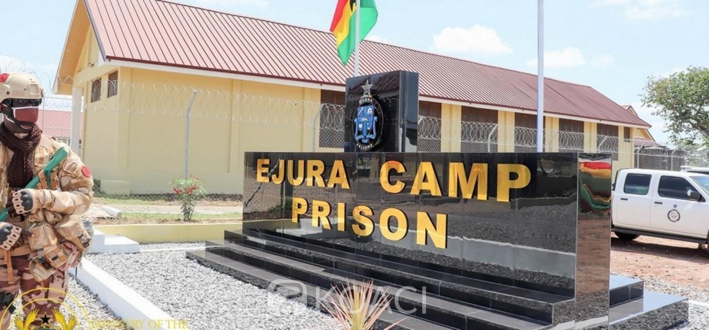 Ghana :  Une prison modèle dans l'Ashanti pour l'intégration sociale