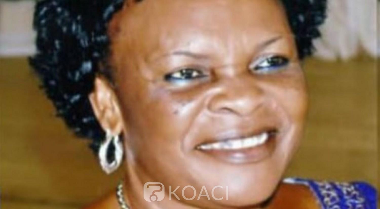 Côte d'Ivoire : Décédée le 05 mars dernier, les obsèques nationales de Mme Irié Lou Colette débutent ce vendredi au stade d'Angré