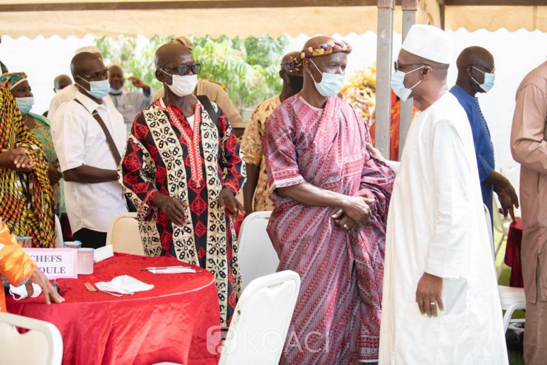 Côte d'Ivoire : Aïd El Fitr et l'Ascension célébrées autour du ministre Amadou Koné à Bouaké