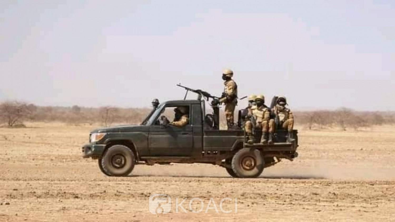 Burkina Faso : Exercice militaire anti-terroriste à Ouagadougou