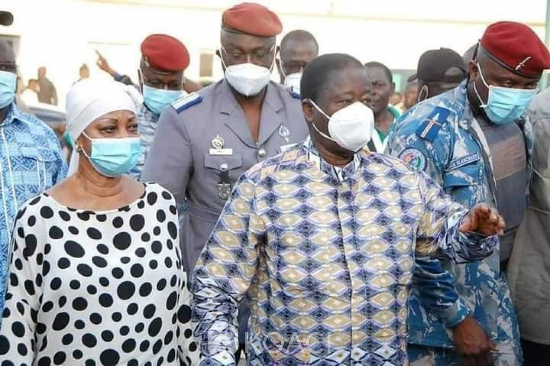 Côte d'Ivoire : Un an après, Bédié accueilli à Daoukro par ses parents qui martèlent « Nous savons que vous aussi avez souffert »