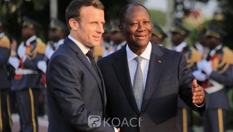 Côte d'Ivoire : Alassane Ouattara en France pour prendre part au Sommet sur le financement des économies africaines