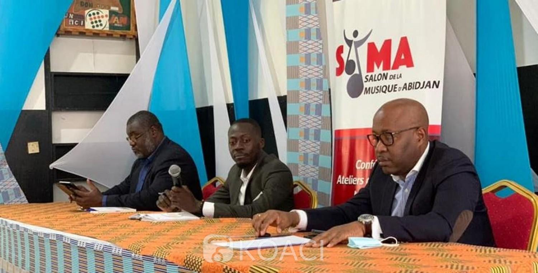 Côte d'Ivoire :   Premier salon de la musique d'Abidjan, cadre d'échanges et de collaboration entre acteurs de l'industrie musicale