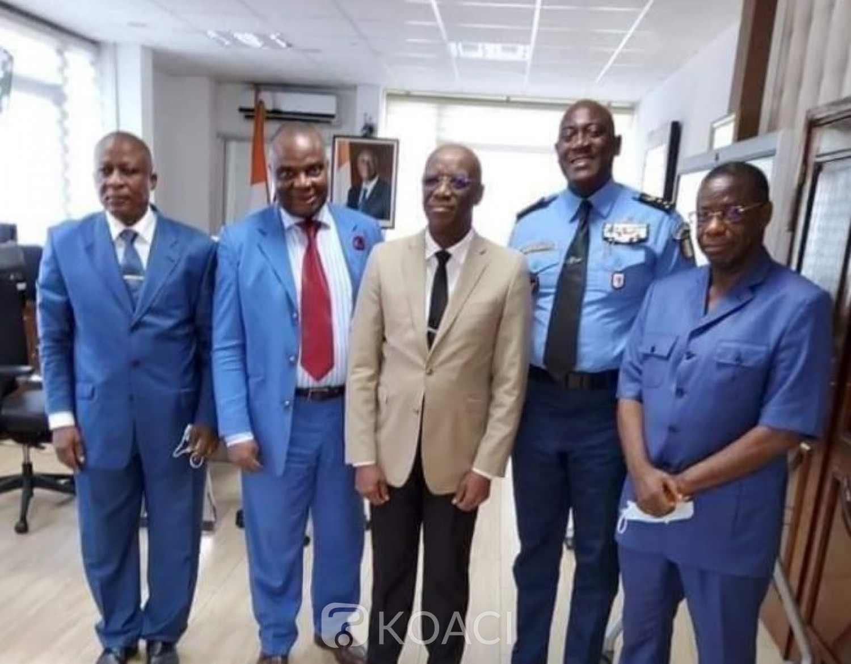 Côte d'Ivoire : Interdiction des Meetings pour le retour de Gbagbo, Léon Emmanuel Monnet chez le DG de la police pour comprendre ce qui s'est passé