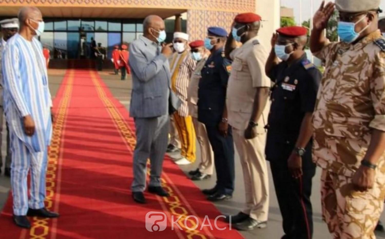 Burkina Faso : Le président Kaboré à Paris pour le sommet sur le financement des économies d'Afrique subsaharienne