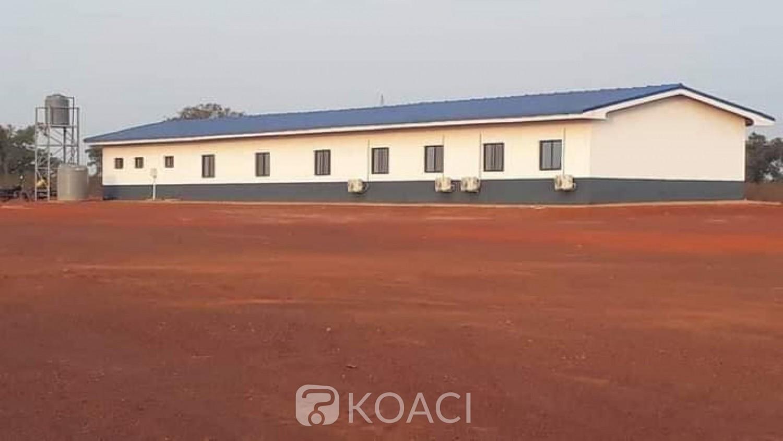Côte d'Ivoire :  Ferké, la pose la première pierre des travaux de construction du Port sec prévue le 21 mai 2021 en présence de Patrick Achi