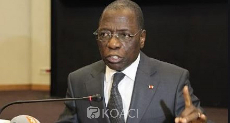 Côte d'Ivoire : Cocan 2023, un projet de décret pour remplacer Feh Kessé et Sory Diabaté par Danho et Dao