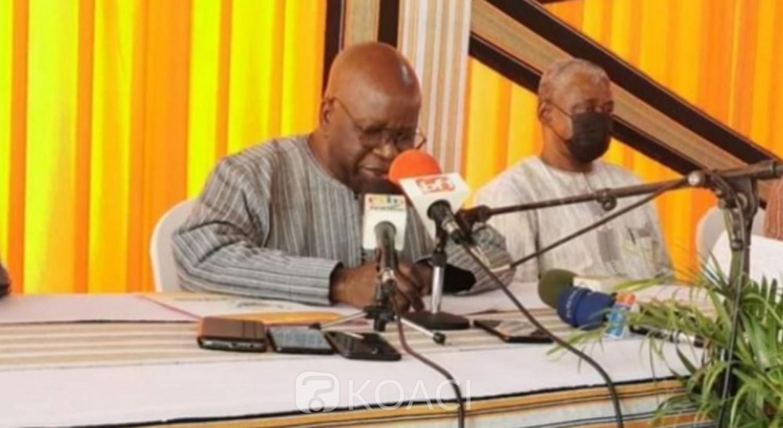 Burkina Faso : Les membres du gouvernement soumis à des contrats de performance