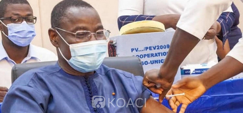 Togo :  Covid-19, deuxième tour de la vaccination et situation