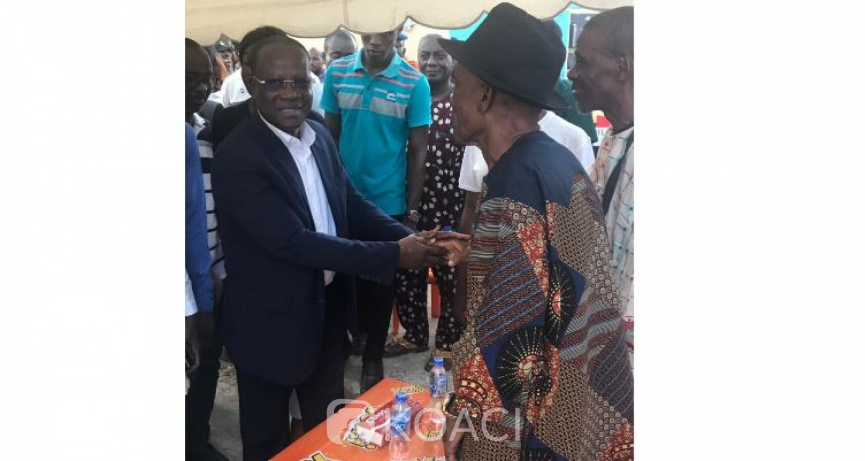 Côte d'Ivoire : Région du Gôh, Abel Djohoré à l'affût du conseil régional pour le compte de son Parti le RHDP et martèle «Je ne suis pas FPI, mais j'ai fait goudronner Ouragahio, village de Gbagbo»