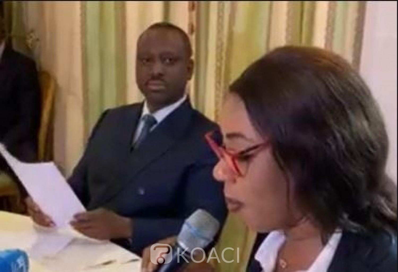 Côte d'Ivoire : A 24h du procès par contumace,  le  collectif des avocats de Soro dénonce des charges artificielles  et s'en remet aux juridictions  internationales