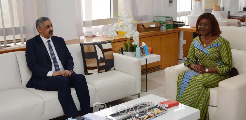Côte d'Ivoire :   En attendant la finalisation du PND, la BADEA revisite son portefeuille et envisage mobiliser davantage de ressources pour le financement du développement du pays