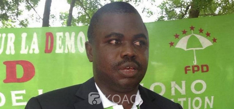 Togo :  L'opposant Djimon Oré condamné à 24 mois de prison