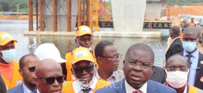 Côte d'Ivoire : 4è pont, l'opération pour la libération des emprises pour l'avancement du projet a démarré , les quartiers concernés