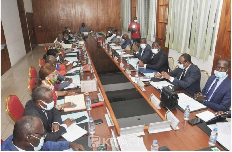 Côte d'Ivoire : Restructuration  du PDCI, précisions sur les missions assignées au Comité Politique et au Secrétariat Exécutif