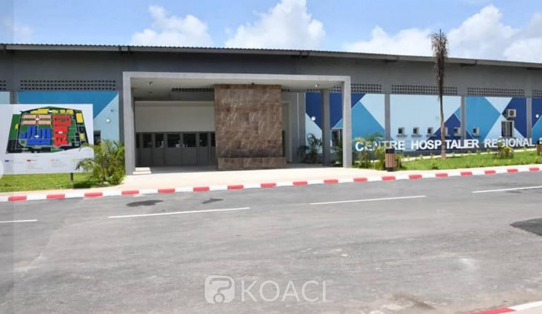 Côte d'Ivoire : Le Centre Hospitalier Régional (CHR) d'Adzopé d'un coût de 30 milliards FCFA bientôt opérationnel