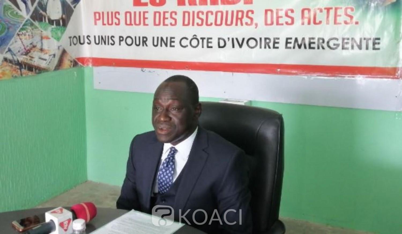 Côte d'Ivoire :  Un mouvement proche du RHDP aux exilés politiques : « Nous avons l'impression qu'ils sont rentrés avec un esprit de revanchard »