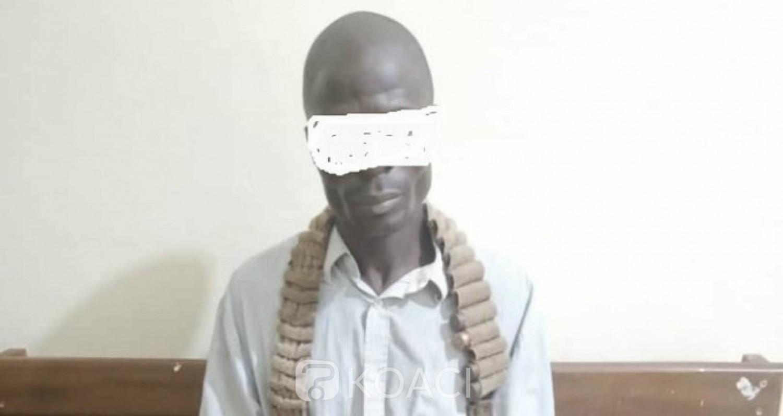 Côte d'Ivoire : Biankouma, ne pouvant supporter la nouvelle relation de sa femme, il abat le nouveau concubin