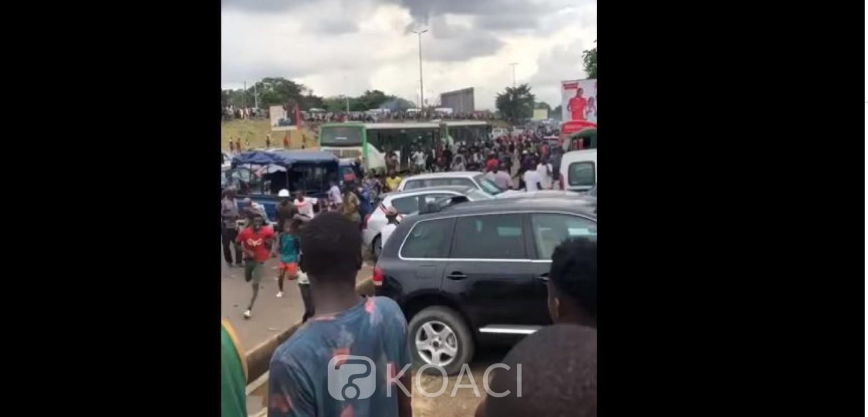 Côte d'Ivoire : Abobo, bagarre rangée entre communautés ivoiriennes et étrangères à la suite d'une vidéo non prouvée observée sur Internet