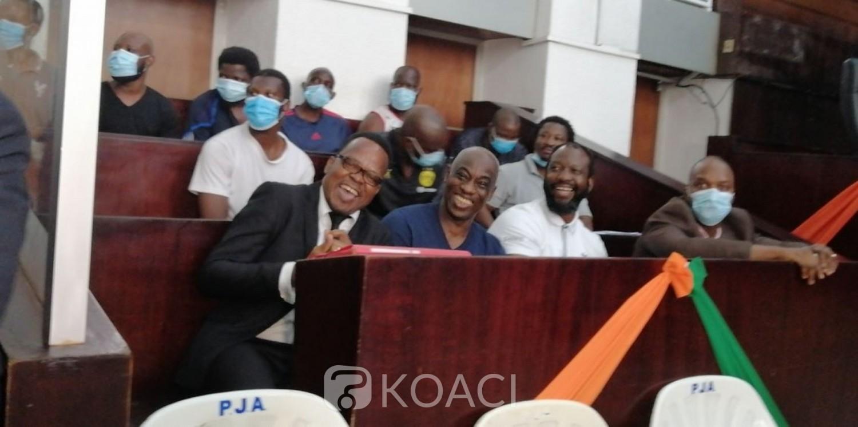 Côte d'Ivoire :   Procès de Guillaume Soro et ses proches, la procédure renvoyée au 26 mai prochain suite à certaines exceptions soulevées par la Défense