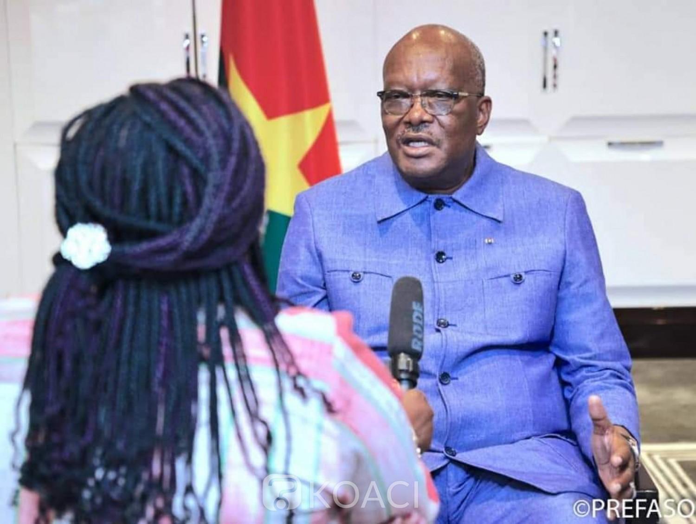 Burkina Faso : Le président Kaboré appelle à l'apaisement après des heurts dans des écoles