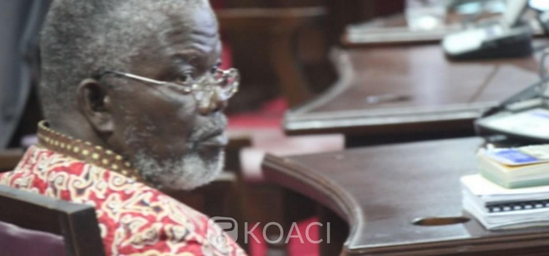 Liberia : Prince Johnson poursuivi par son passé, objection des USA