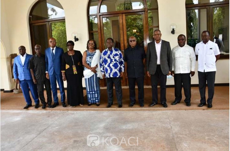 Côte d'Ivoire : Depuis Daoukro, les ex-exilés reconnaissants envers Bédié, à l'œuvre pour le retour de Gbagbo ?