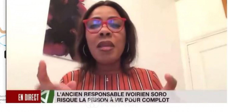 Côte d'Ivoire : Soro et ses proches jugés au criminel, Affoussiata Bamba y voit un « règlement de compte politique »