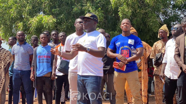 Côte d'Ivoire : À l'AGO du CEECI dans le Poro, le national TK invite ses camarades à être « des exemples pour les élèves et étudiants »