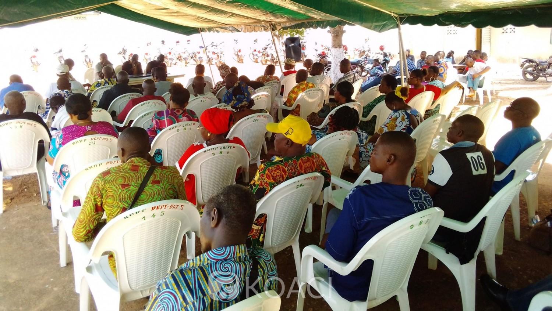 Côte d'Ivoire : Bouaké, en prélude aux élections locales, le RHDP veut poursuivre son implantation