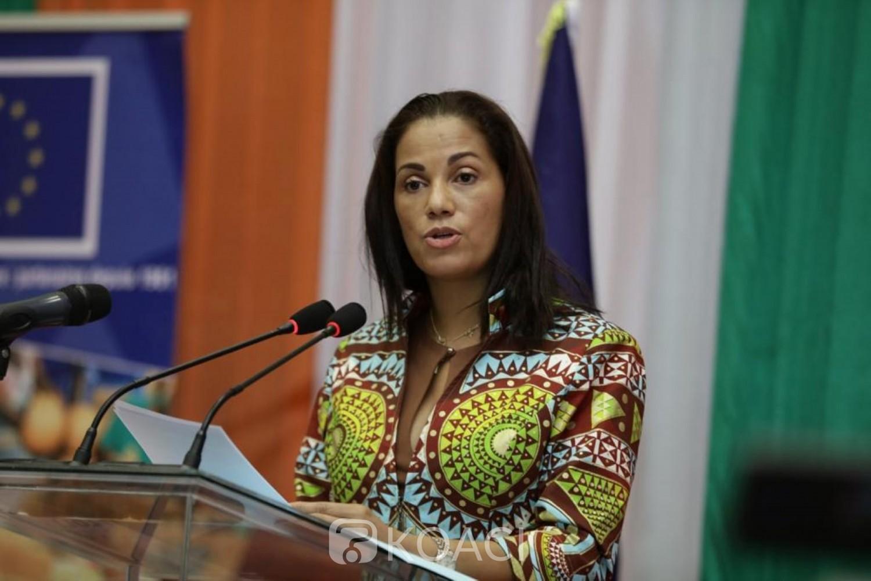 Côte d'Ivoire :    Plateforme du leadership féminin et du développement local, les femmes leaders portent leur choix sur Laure Baflan Donwahi