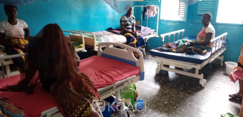 Côte d'Ivoire :   Prévalence de la fistule obstétricale, le pays dénombre plus de 135 000 cas avec plus de 250 nouveaux cas chaque année