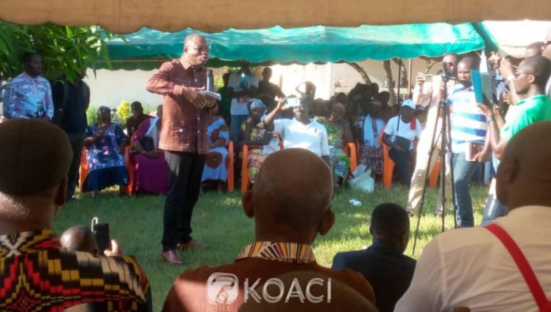 Côte d'Ivoire : Depuis Dabou, Damana Pickass charge à nouveau «On se connaît dans ce Pays, si on veut parler, il y a des gens qui ne vont pas rester debout »