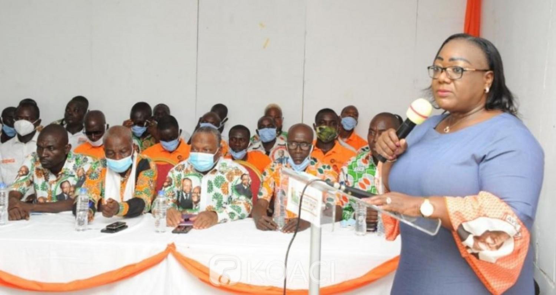 Côte d'Ivoire : Le Rhdp fait le bilan de sa débâcle dans le Cavally, le manque d'humilité, d'objectivité et l'indiscipline de certains responsables pointés du doigt