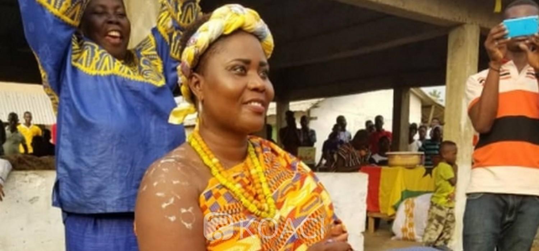 Ghana :  Une députée de l'opposition accusée d'être une ivoirienne