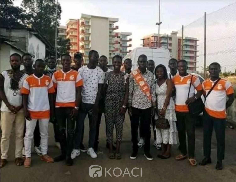 Côte d'Ivoire : Le mouvement estudiantin UNIR à la conquête du  terrain politique