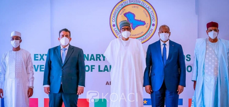 Nigeria :  Le Tchad à l'ordre du jour au sommet de la CBLT à Abuja