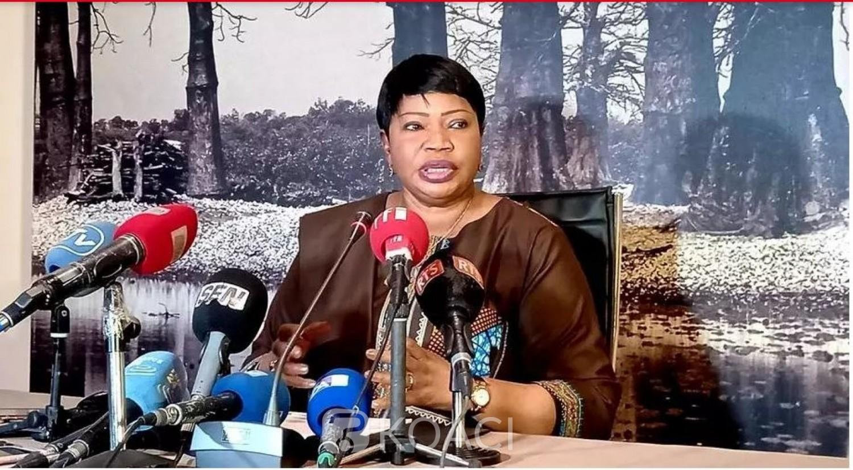 Côte d'Ivoire : Affaire Gbagbo et Blé Goudé, Bensouda: « L'affaire a été politisée; L'autre camp : « Ce sera à mon successeur d'achever ce travail »